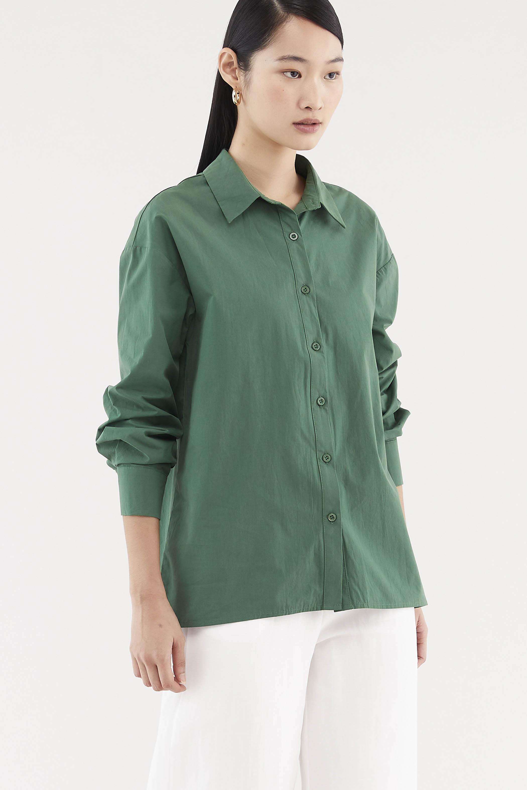 Bethy Oversized Shirt