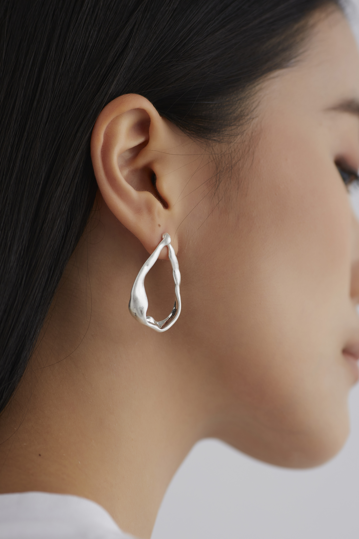 Rena Hoop Earrings