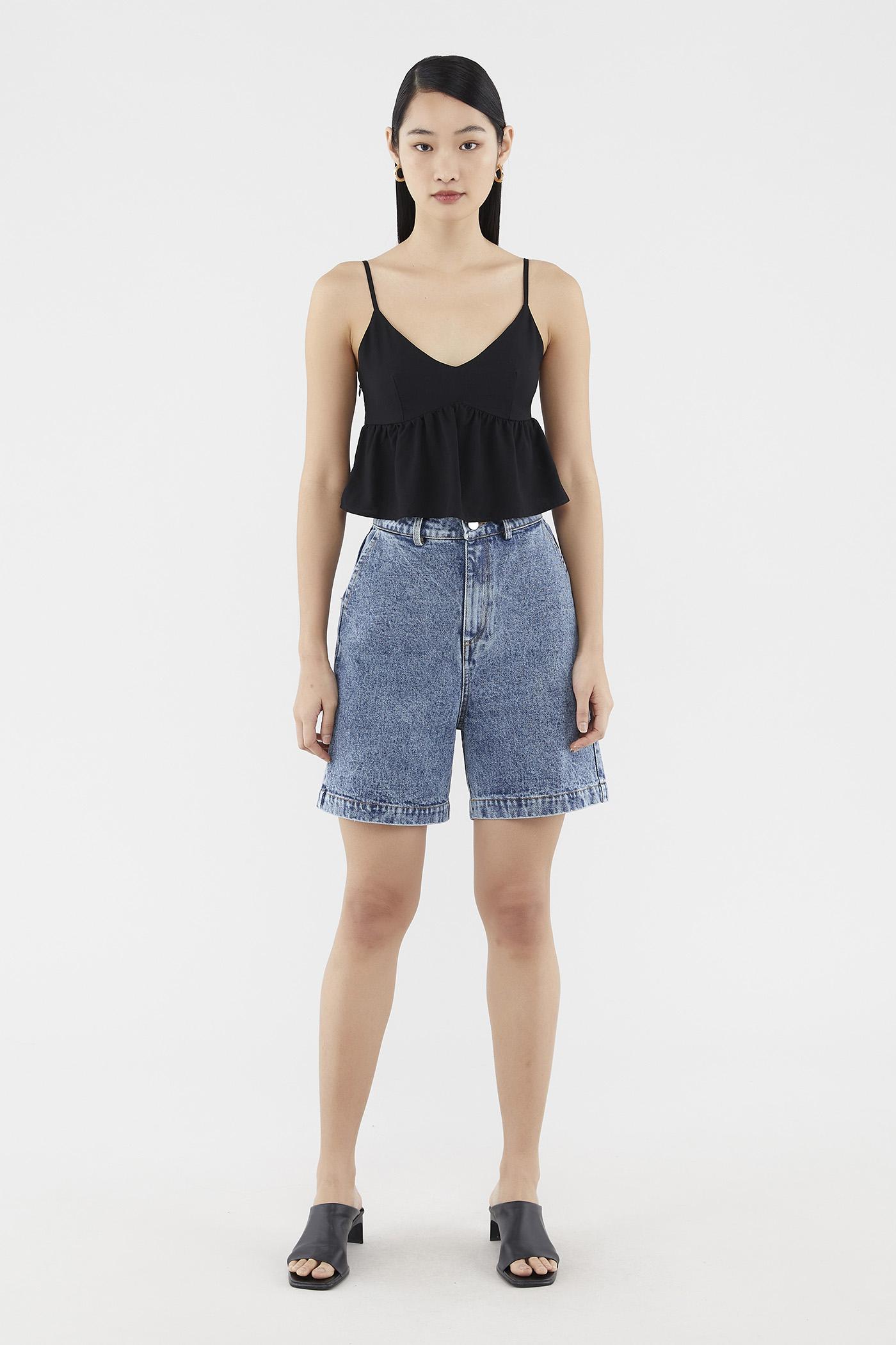 Freada Bermuda Shorts
