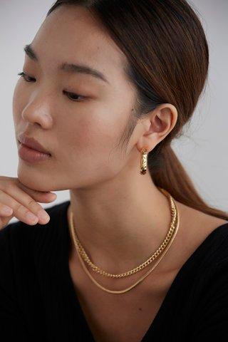 Celsa Hoop Earrings