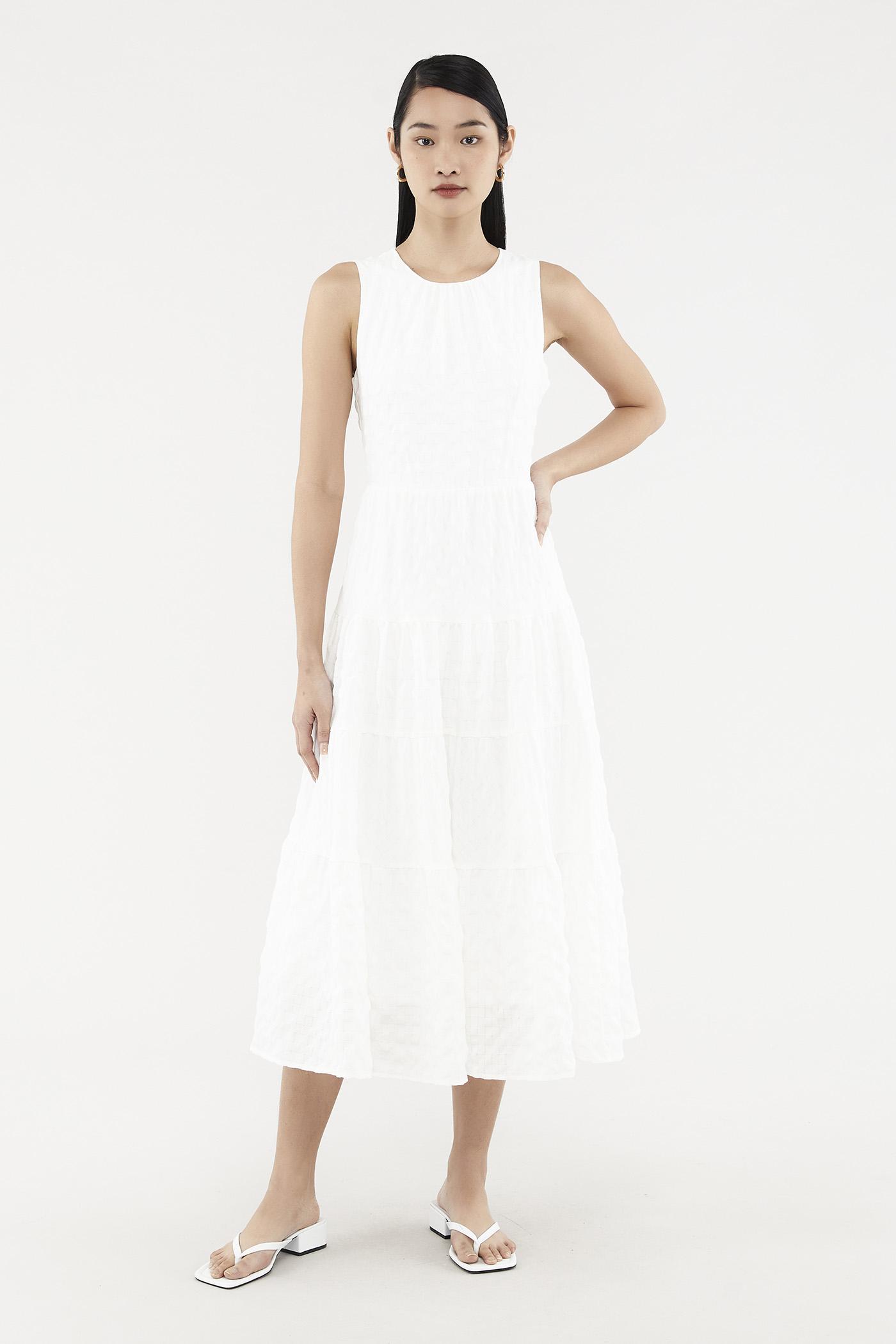 Cianna Tiered Dress