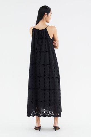 Kylle Broderie Dress