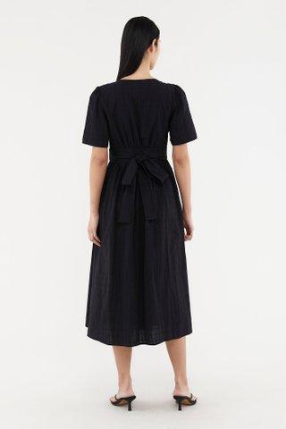 Esmae Front-wrap Dress
