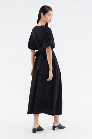 Roxey Wrap Dress