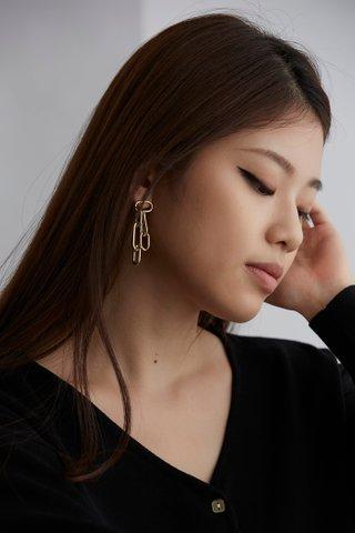 Melie Chain Earrings