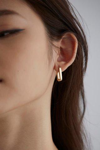 Gael Hoop Earrings