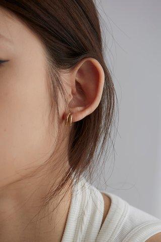 Amela Mini Hoop Earrings