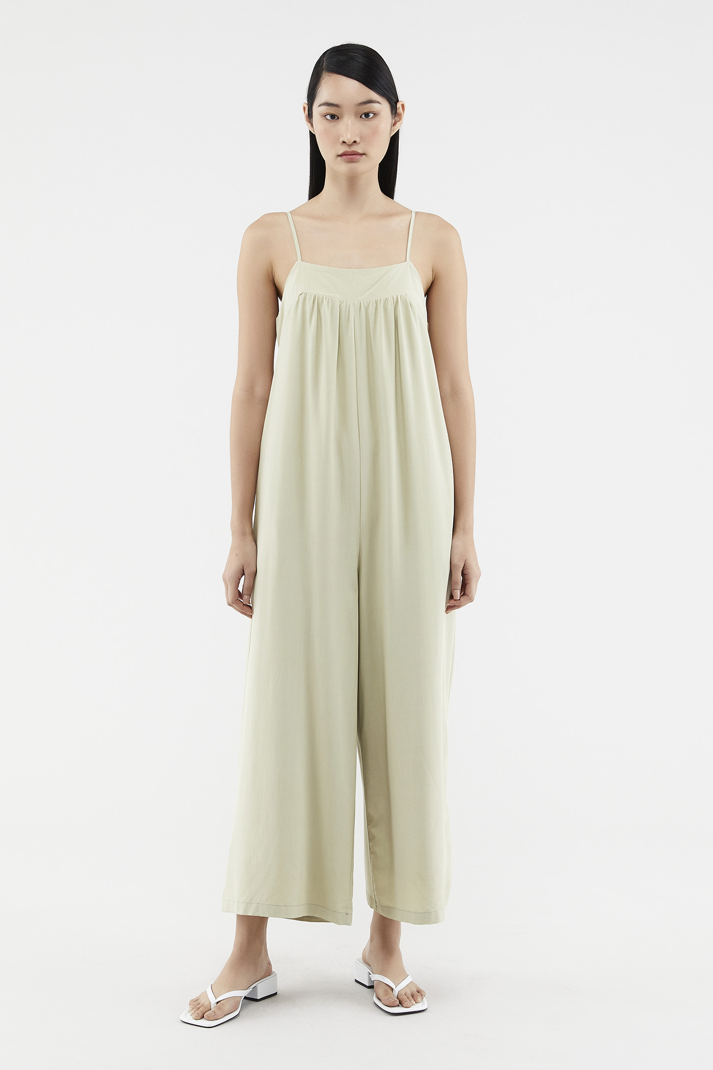 Dalila Relaxed Jumpsuit