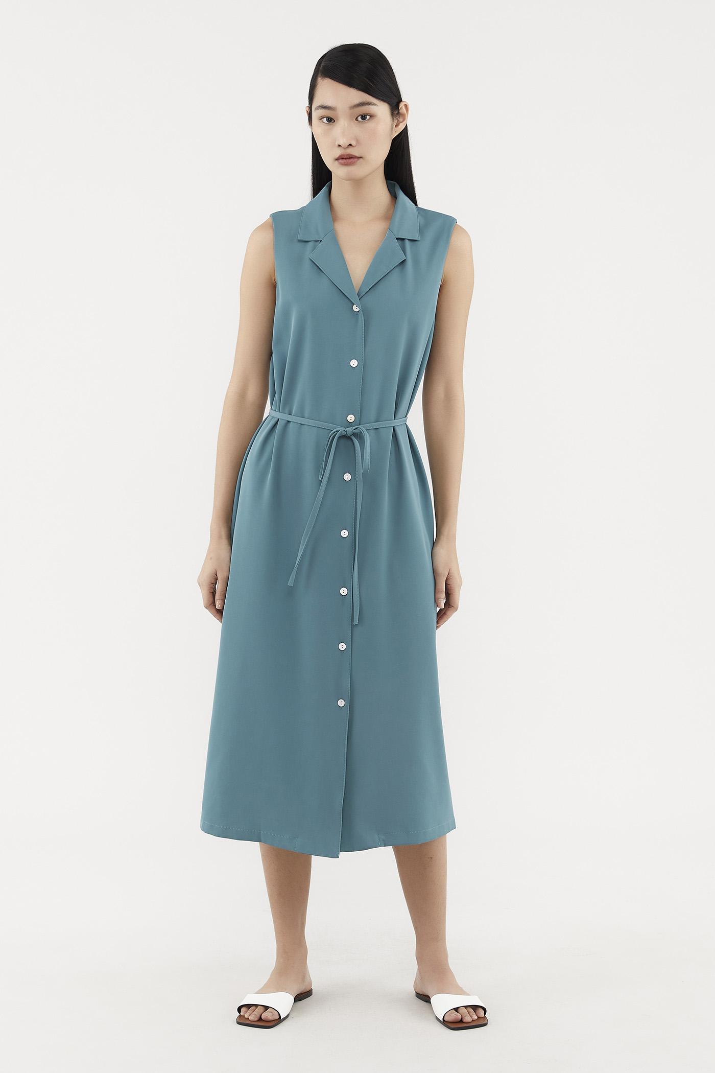 Julita Vest Dress