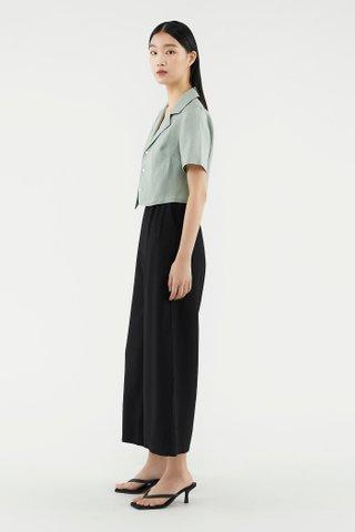 Rheta Crop Shirt