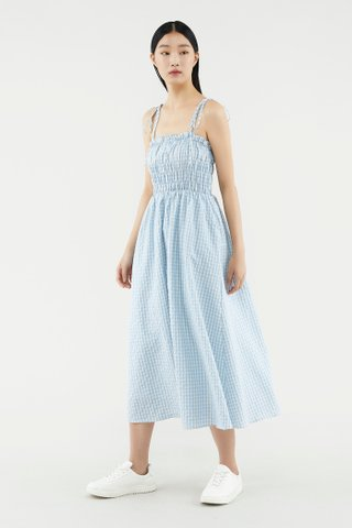 Judee Smock Dress