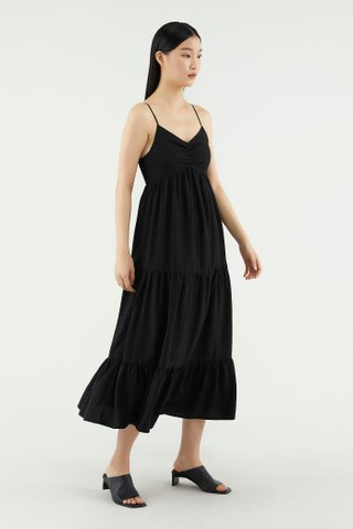 Roselle Tiered Dress