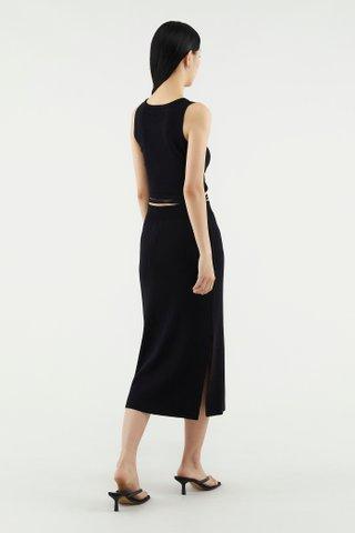 Verlee Knit Pencil Skirt