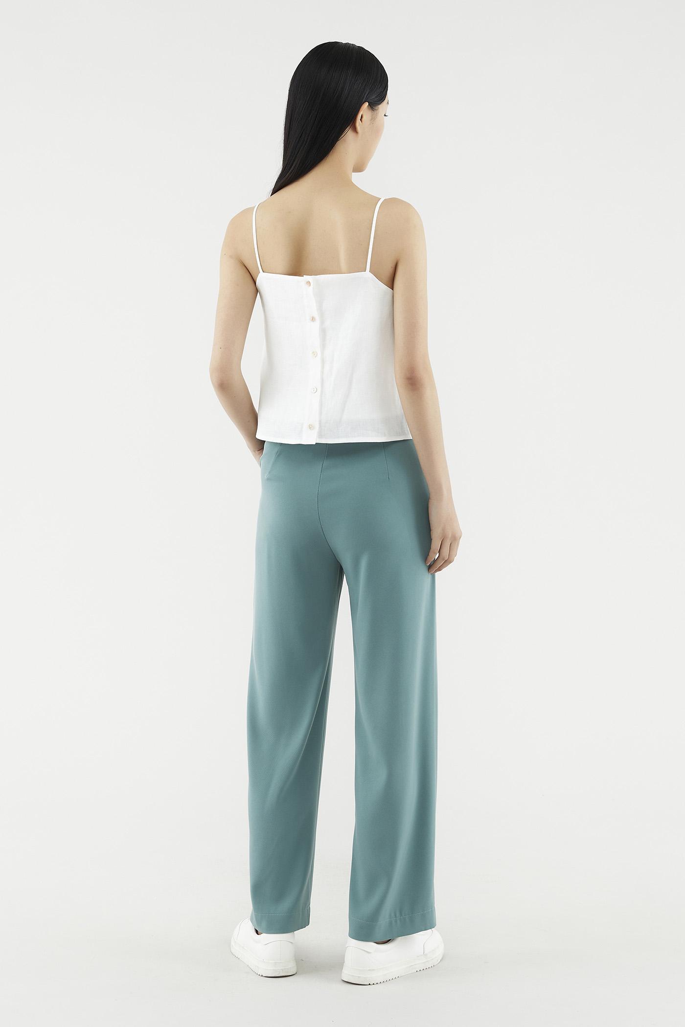 Edelyn High-waist Pants