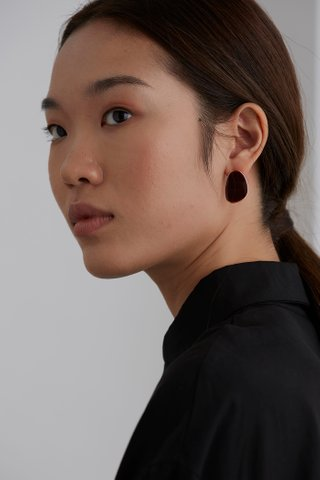 Jayne Curve Ear Studs