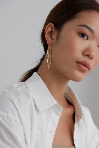 Emery Chain Earrings