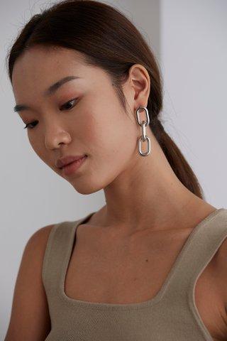 Arden Chain Earrings