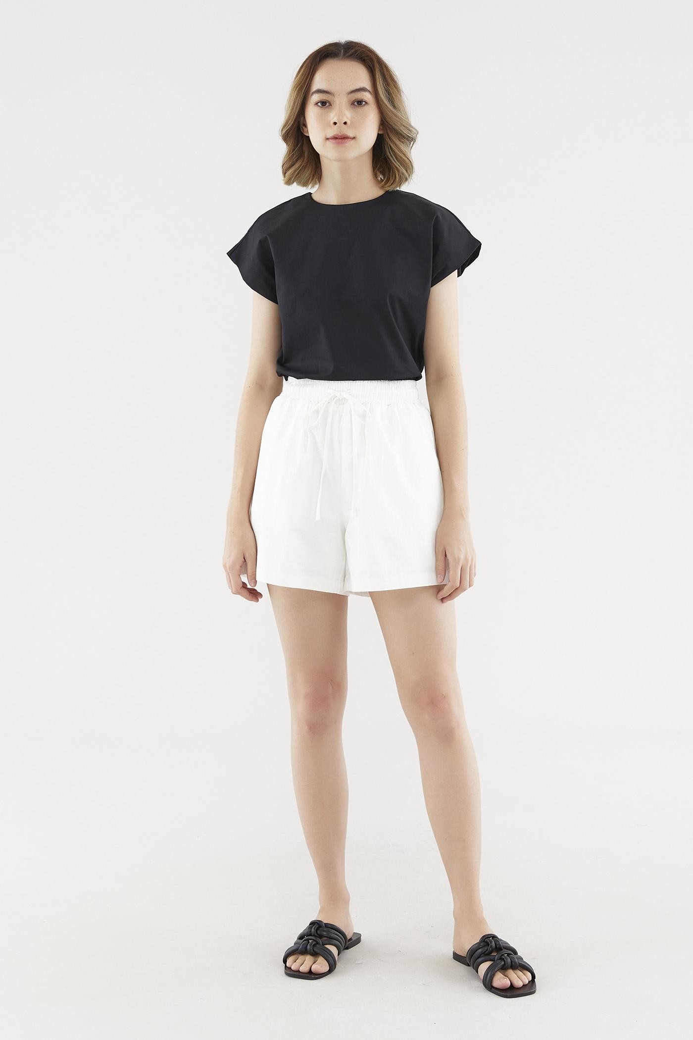 Davita Relaxed Shorts