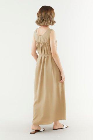Darthy Pinafore Dress