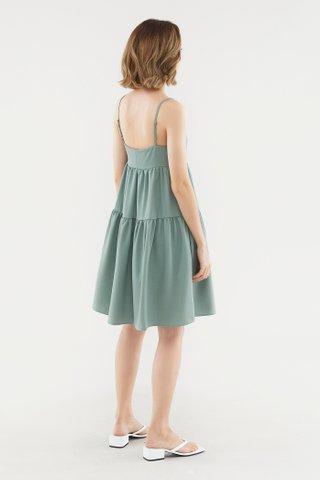 Aleyna Tiered Dress