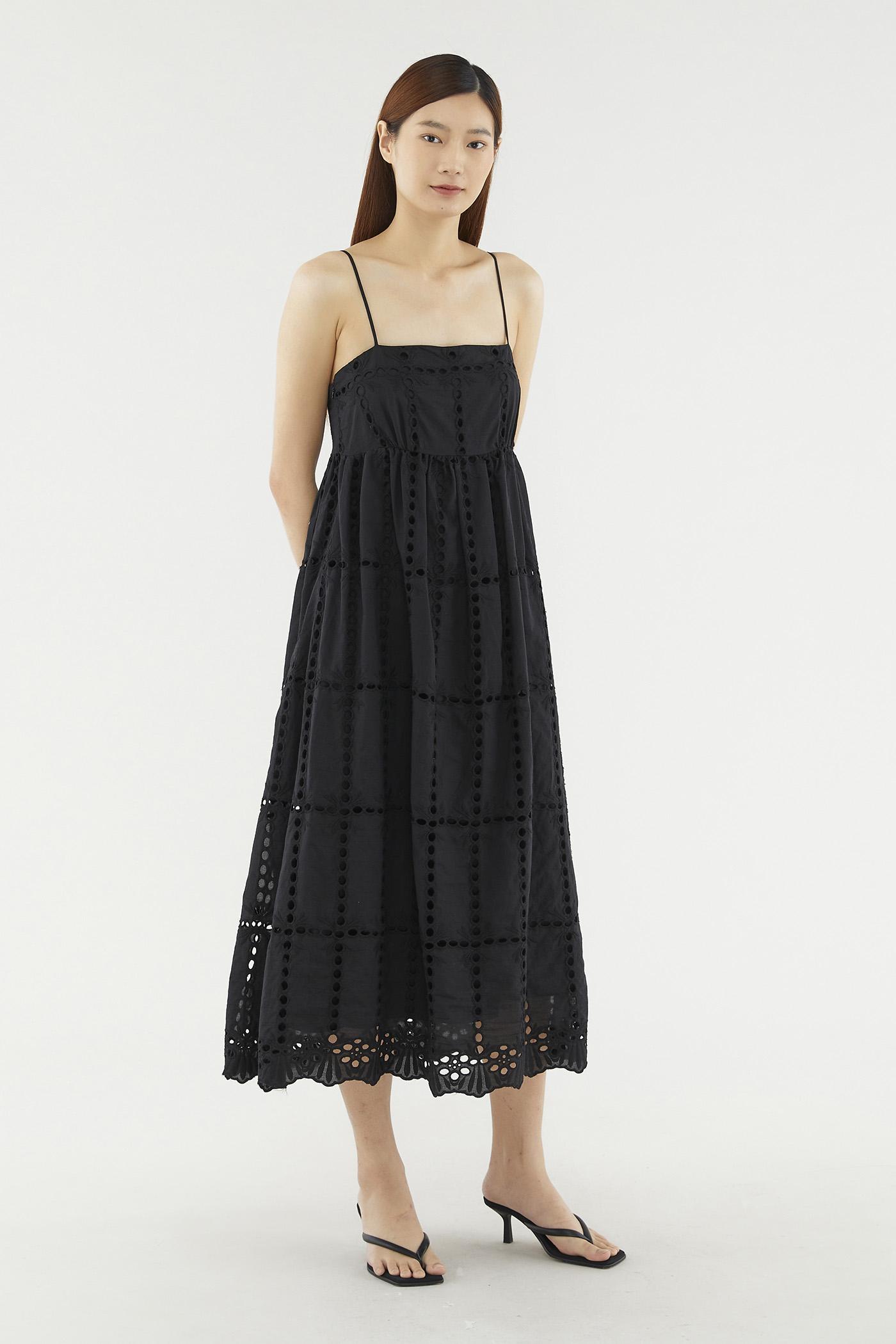 Rawnie Broderie Dress