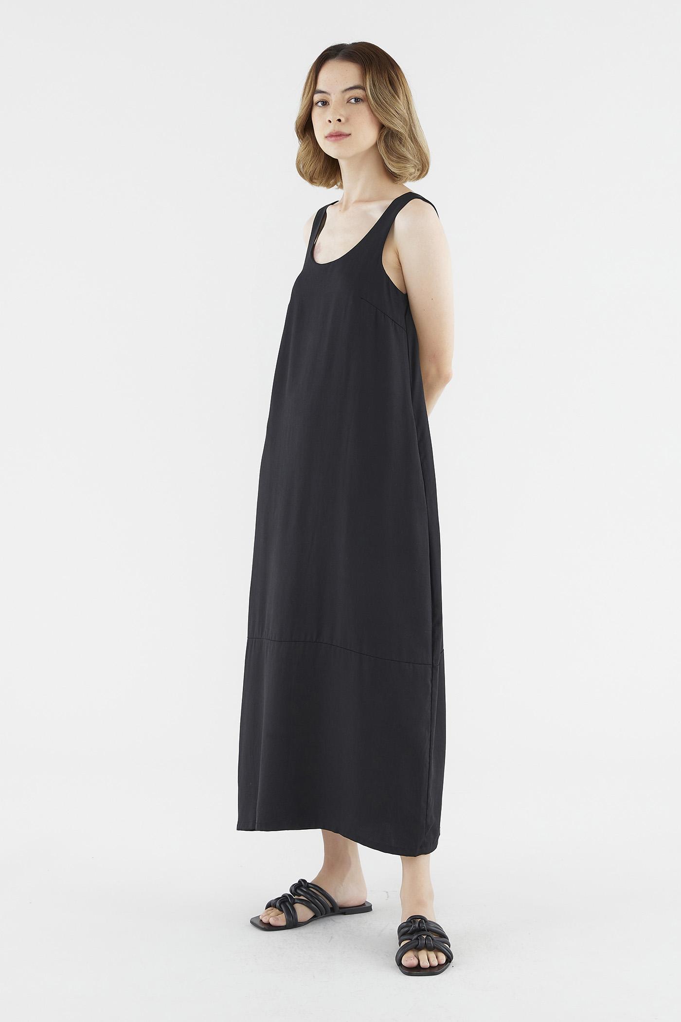 Pammy Cocoon Dress