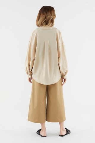 Yuliya Wide-Leg Pants