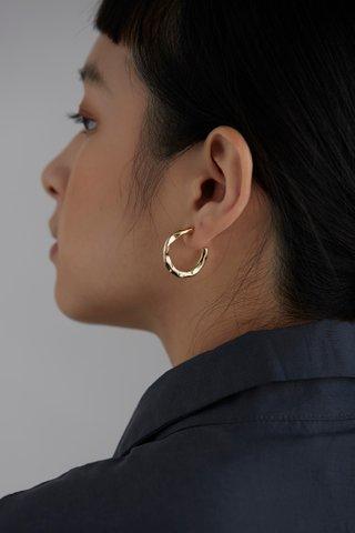 Atticus Hoop Earrings