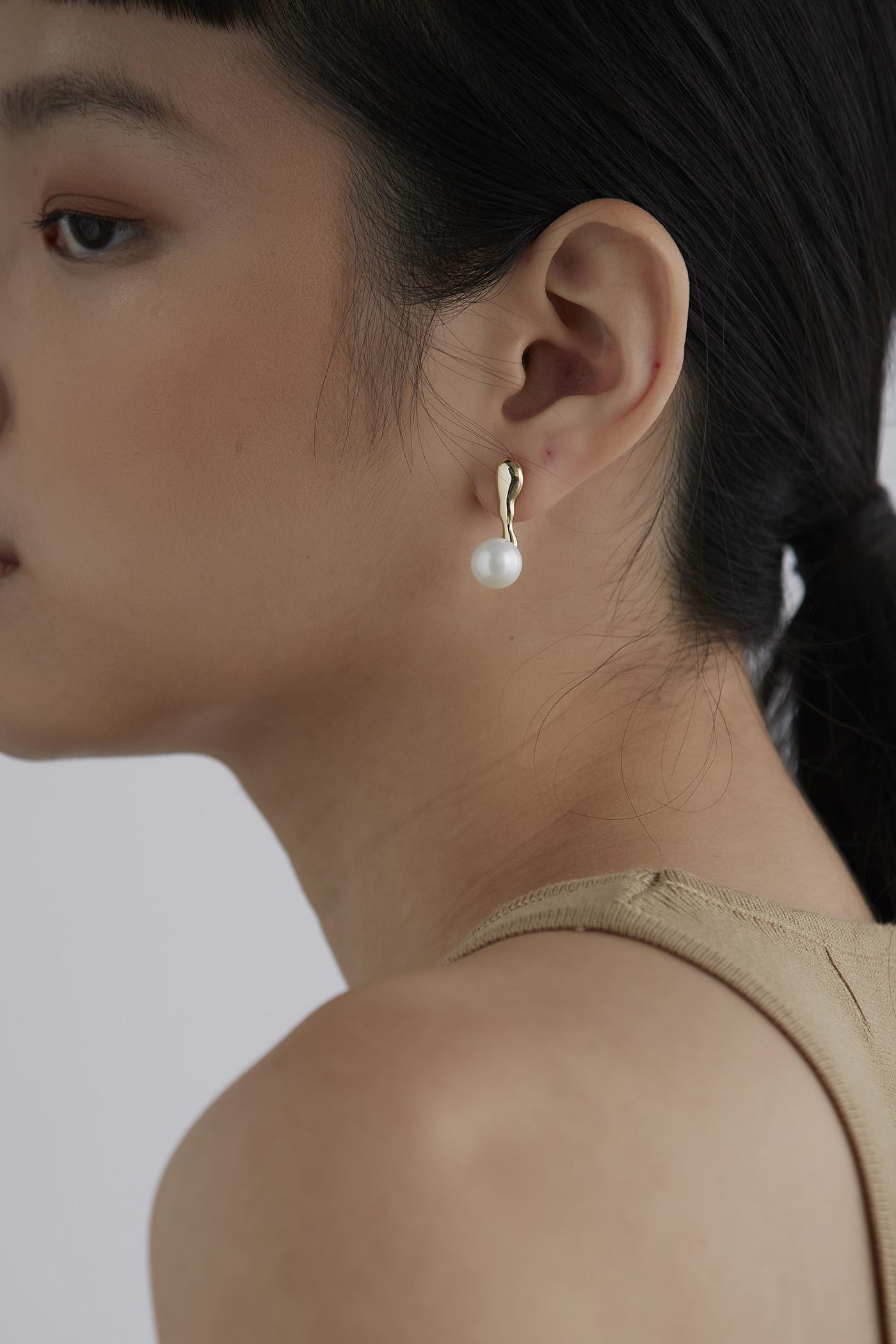 Halia Drop Earrings