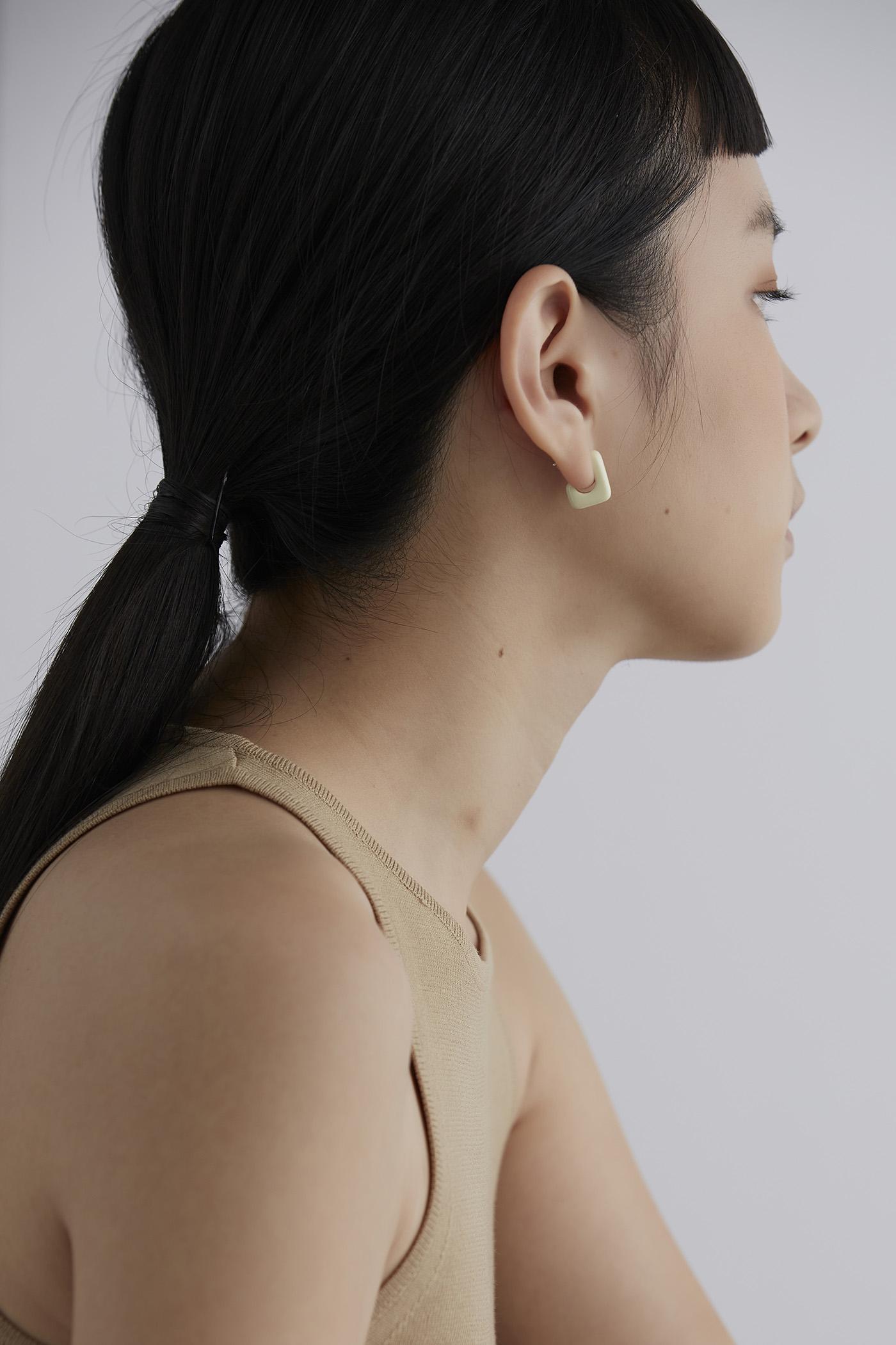 Rivka Hoop Earrings