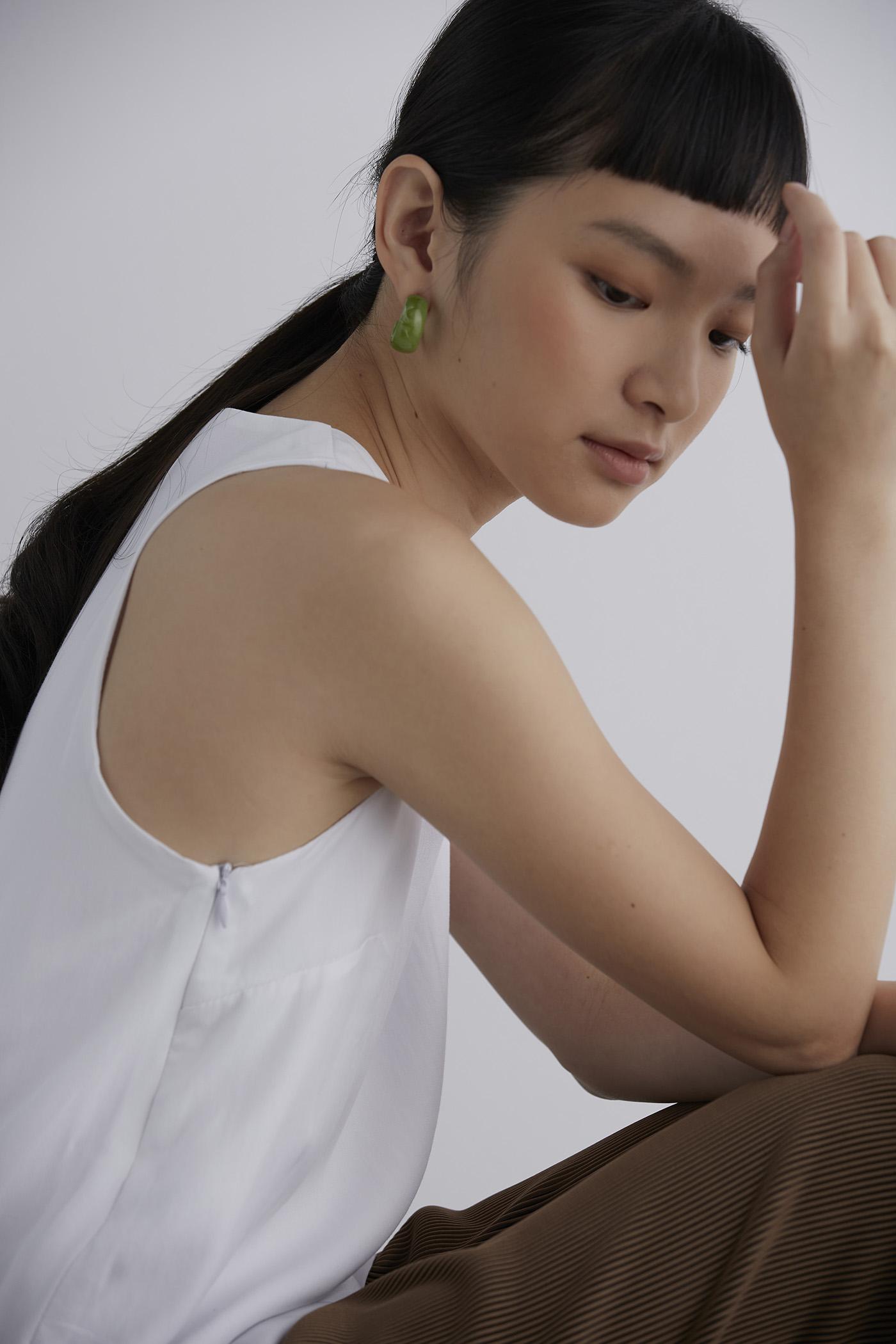 Anya Hoop Earrings