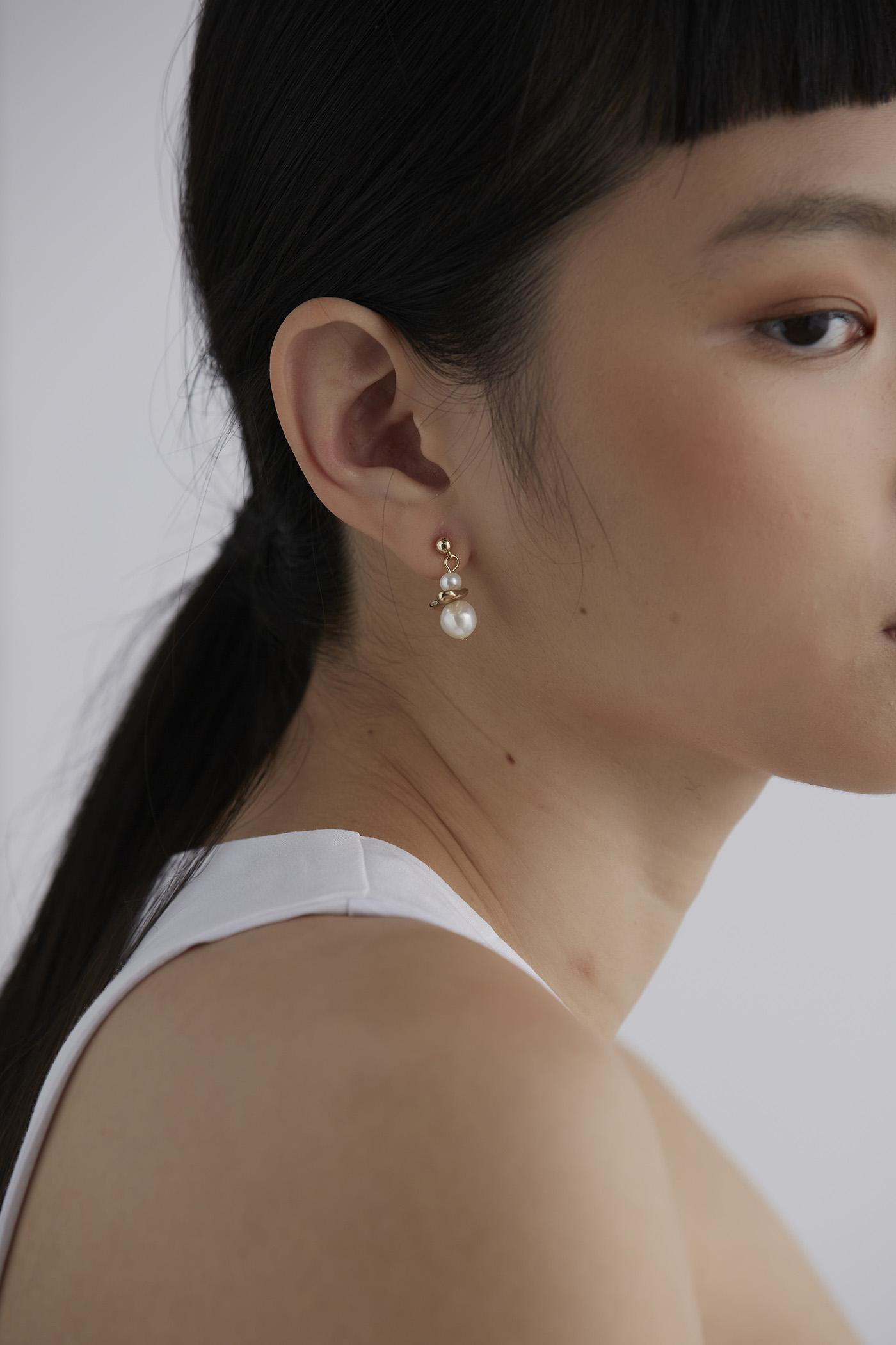 Valeria Drop Earrings