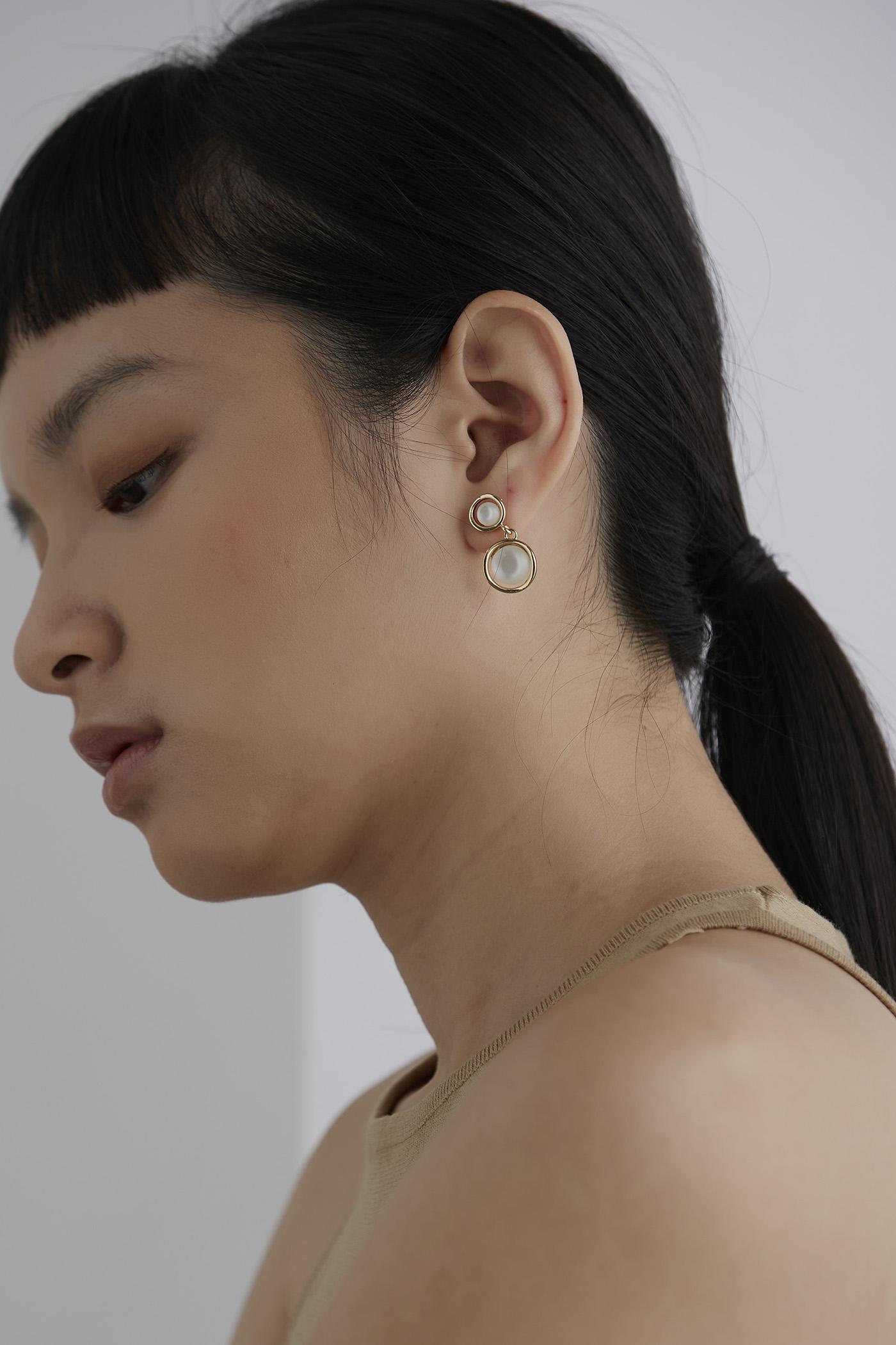 Phobe Drop Earrings