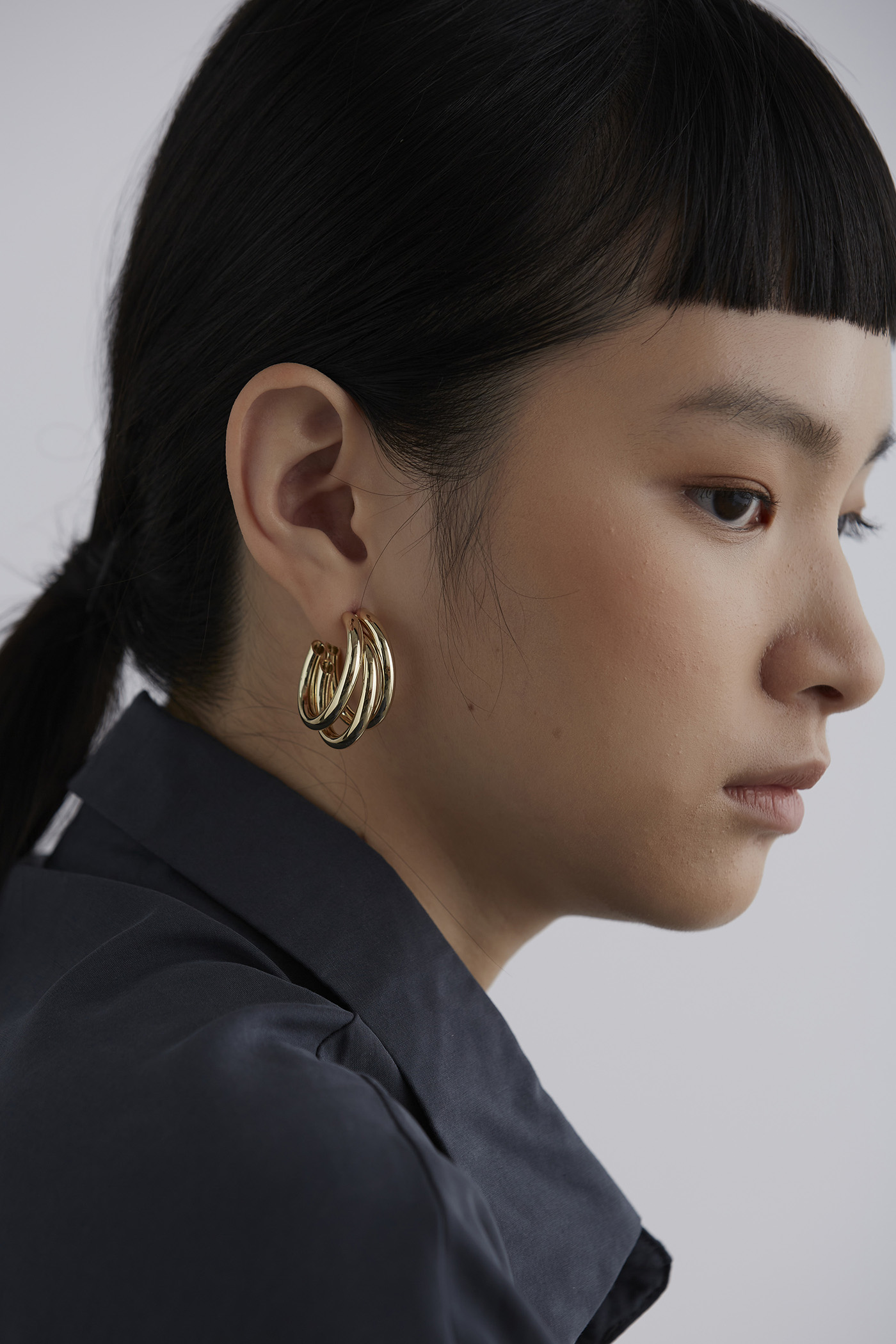 Maren Hoop Earrings