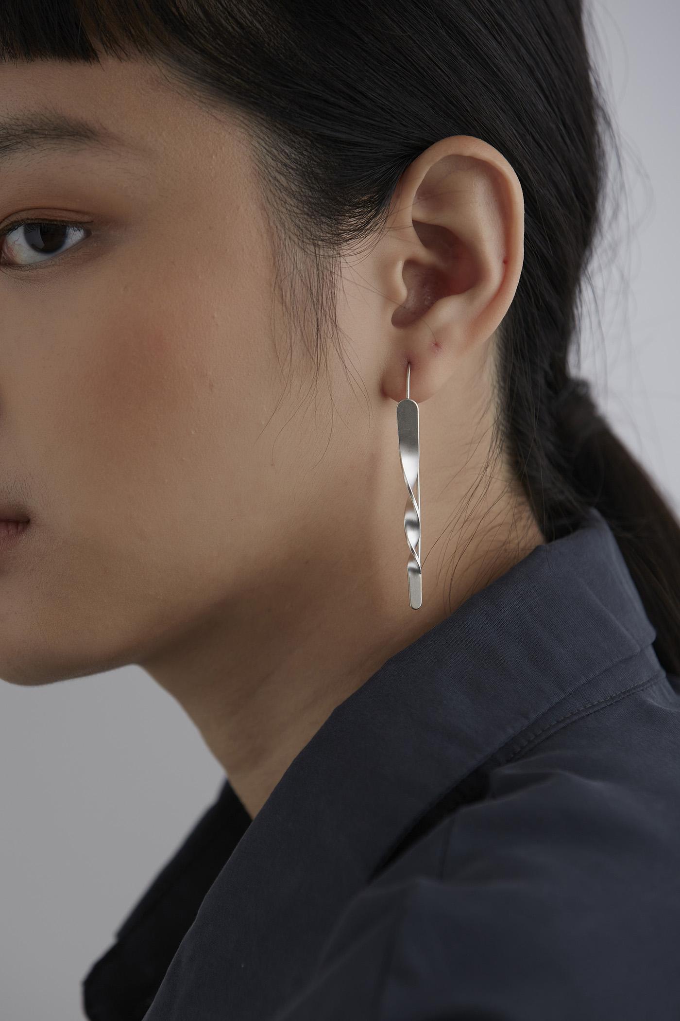 Ire Loop Earrings