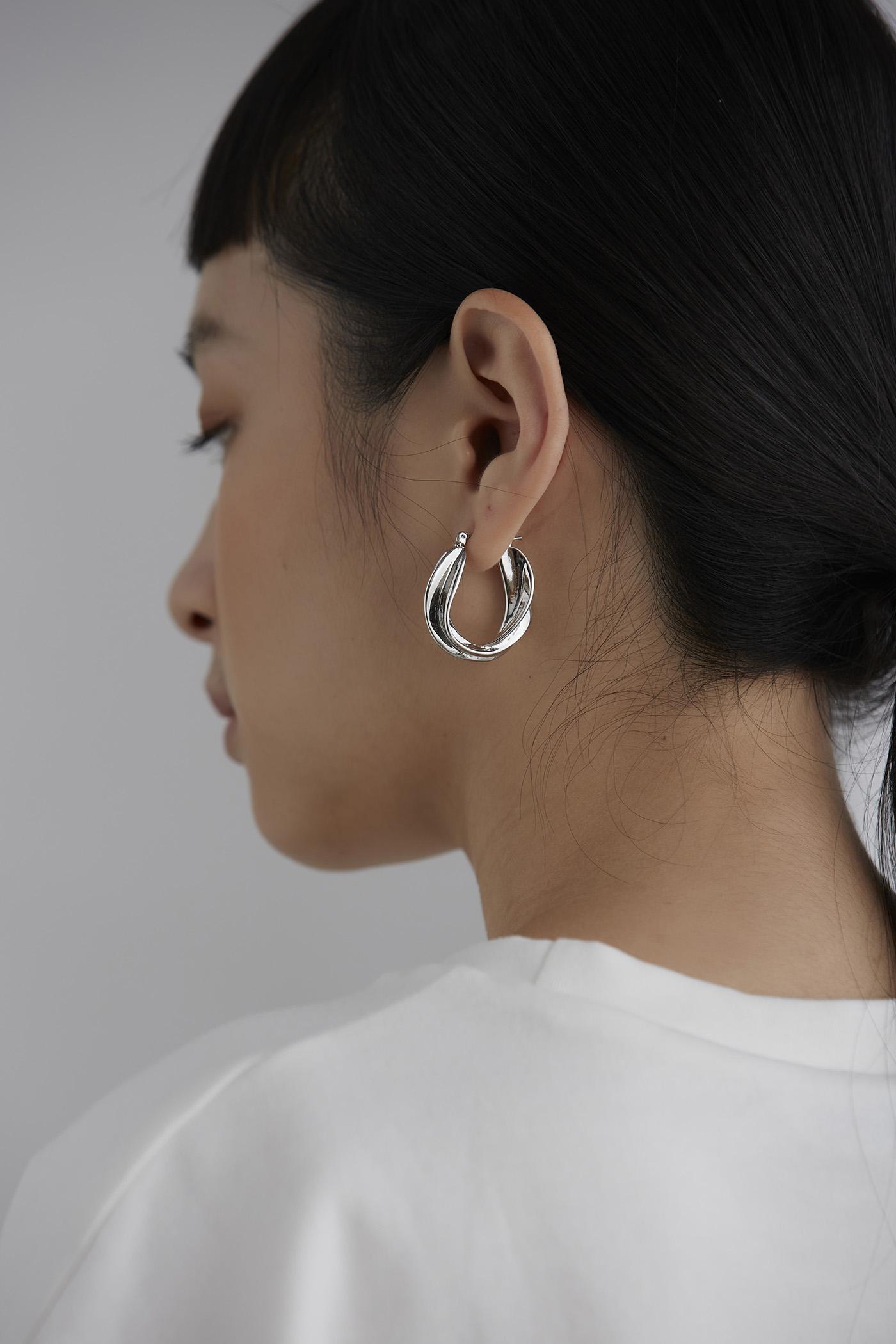 Santana Hoop Earrings
