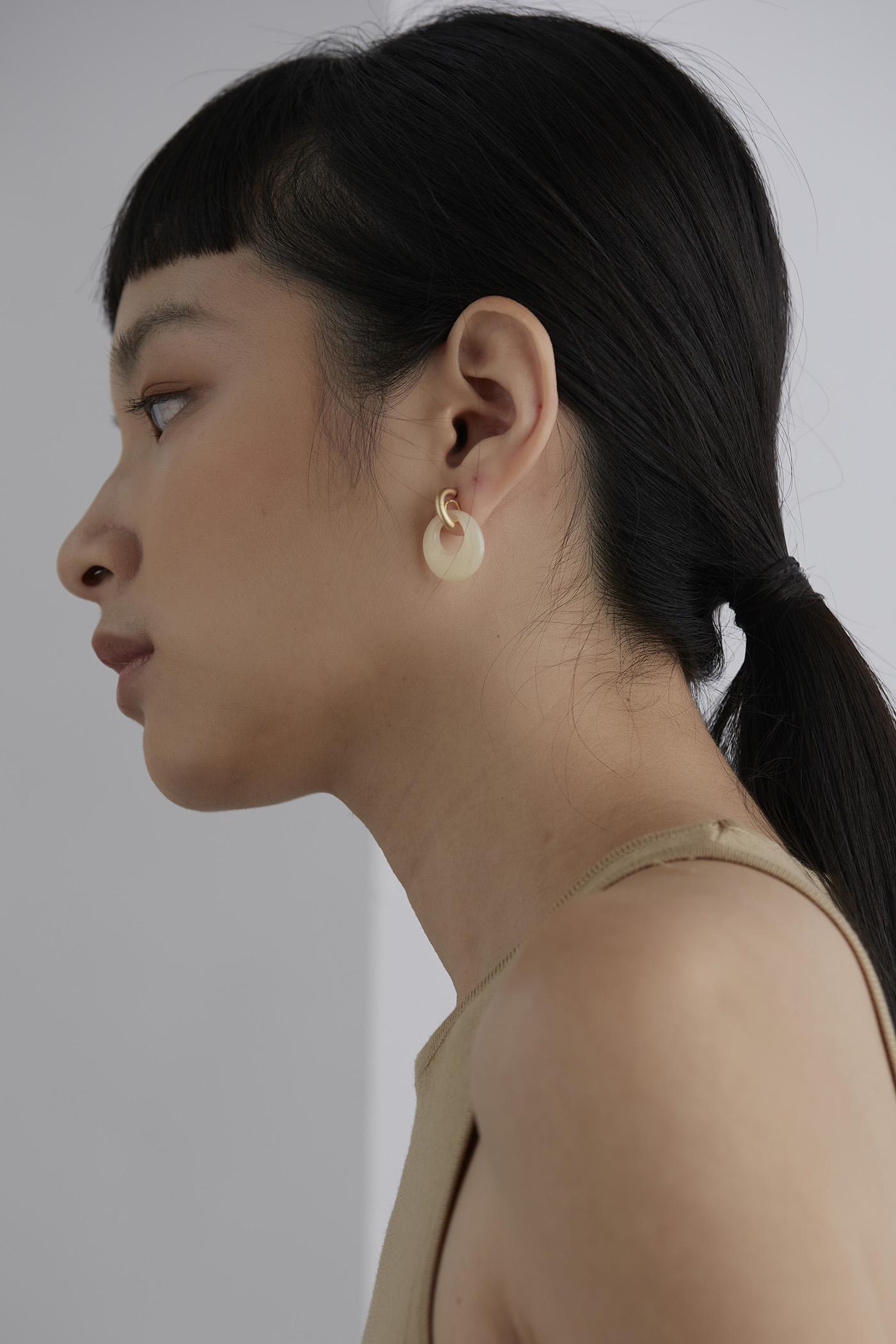 Jude Drop Earrings