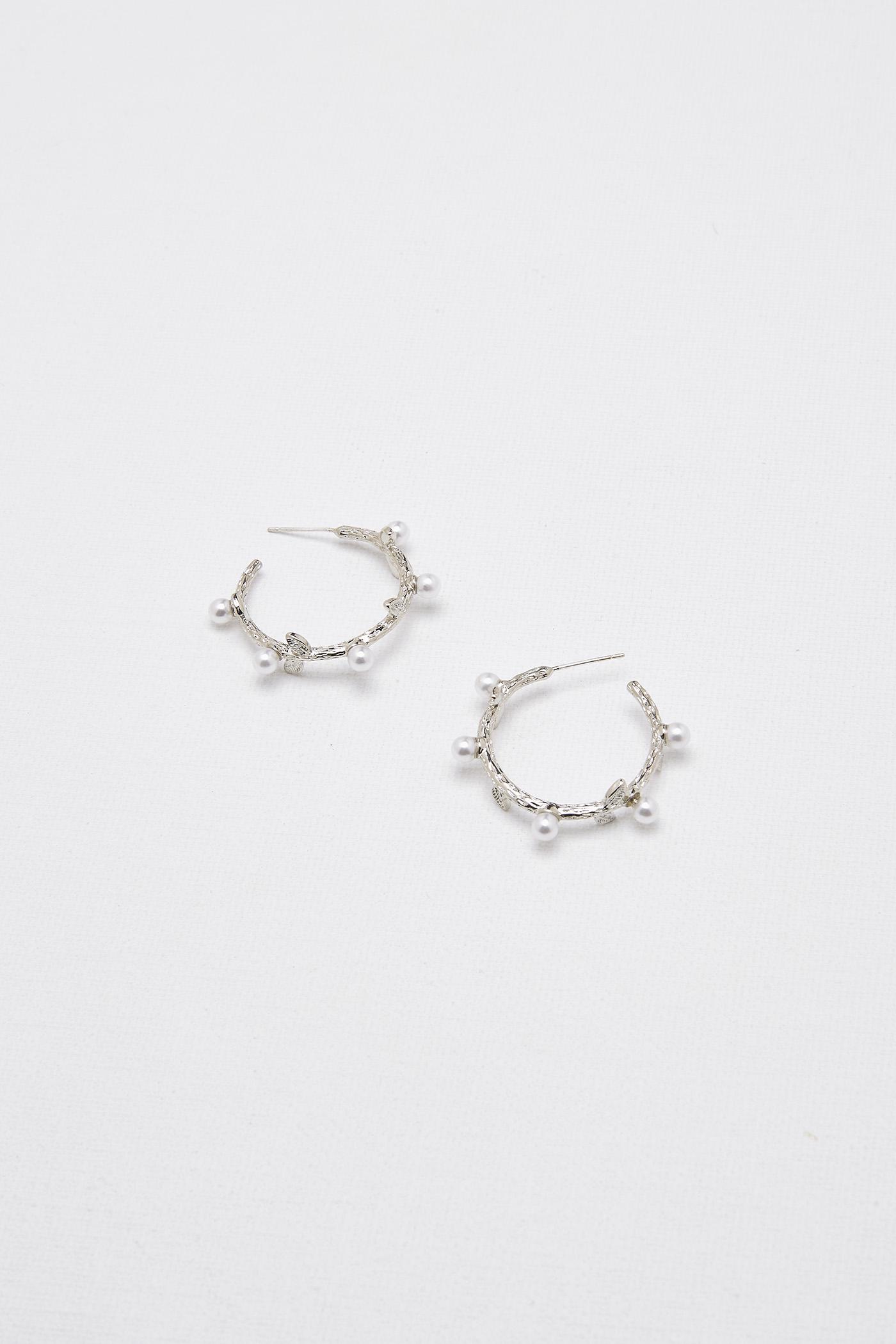 Wayn Hoop Earrings